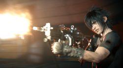 noctris final gun shooting ffxv