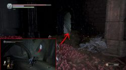 parting flame location ashes of ariandel