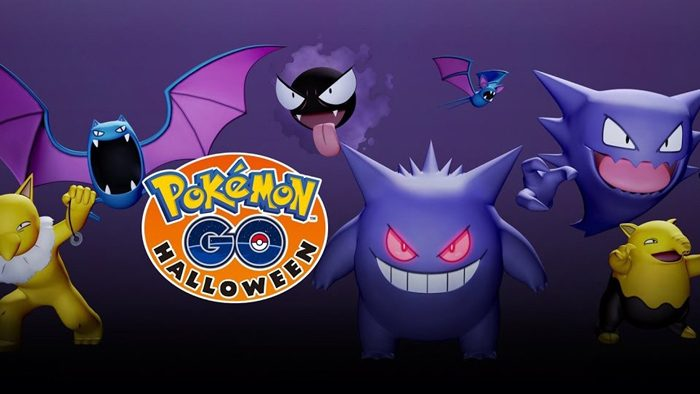 Pokémon GO Halloween Season Event Announced