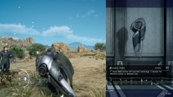 Absorb Shield Final Fantasy XV