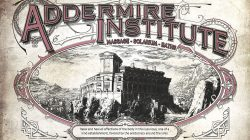 addermire institute poster