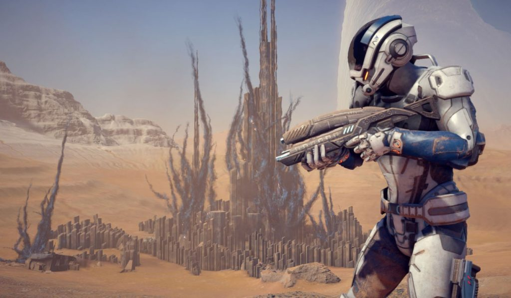 Andromeda Screenshot Mass Effect