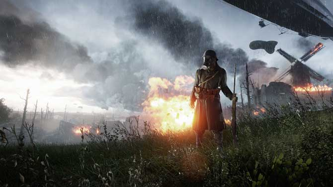Battlefield 1 Fall Update Patch Notes