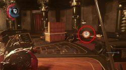 Clockwork Mansion Fifth Rune Location