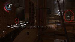 clockwork mansion safe code location dishonored 2