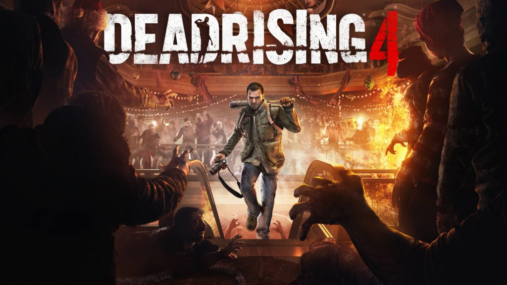 Dead Rising 4 Separate Multiplayer Co-Op Mode
