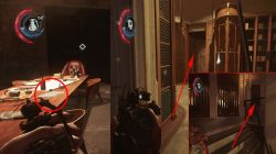 Dishonored 2 Mission 8 blueprint location