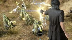 Elemental Energy FFXV
