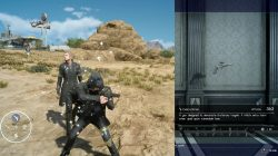 Executioner Firearm Weapon FFXV