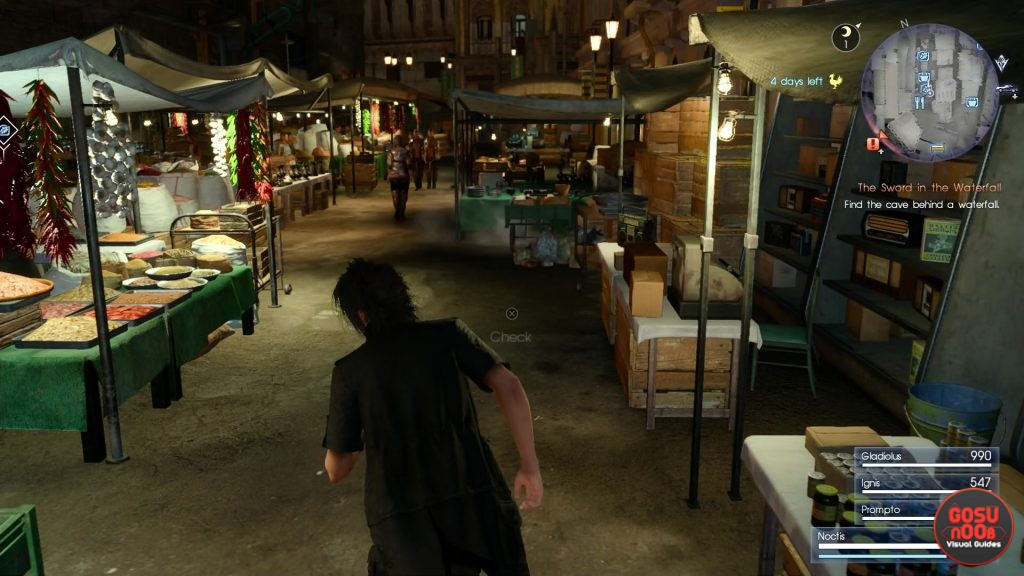 FFXV Errors And Problems