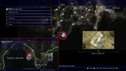 FFXV Glass Gemstone Locations