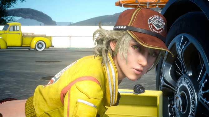 Final Fantasy XV Judgment Demo Avaliable