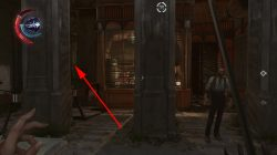 First Rune Location The Clockwork Mansion Dishonored 2