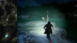 Fishing Naturally Quest FFXV