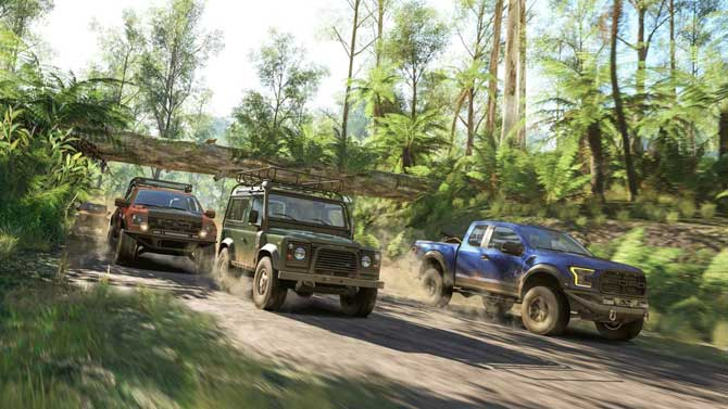 Forza Horizon 3 PC Demo Released