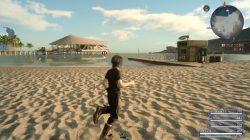 Galding Quay Fishing Spot Location Final Fantasy XV