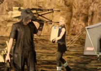How to level up FFXV