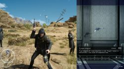 Hyper Magnum Firearms Weapon FFXV