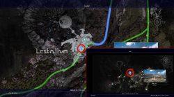 Lestallum Glass Gemstone Location FFXV