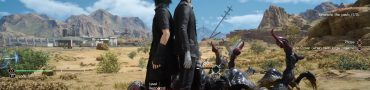 Linked Attacks FFXV