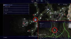 Locations of Frogs of Legend ffxv