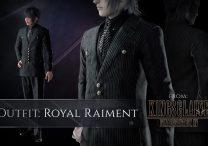 Royal Raiment Noctis Pre Order Outfit FFXV