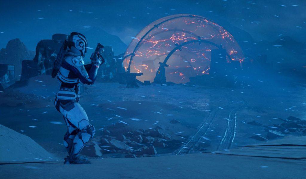 Screenshot Andromeda Mass Effect