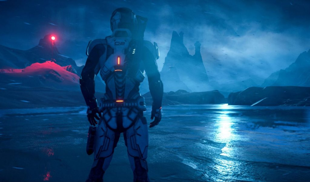 Screenshot Mass Effect Andromeda