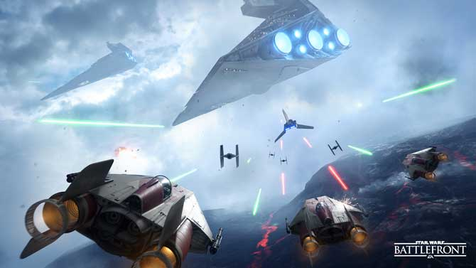 Star Wars Battlefront 2 release window announced