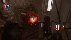Upper District Rune Location Clockwork Mansion