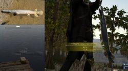 Vesper Gar Fish Location FFXV