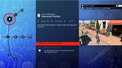 Watch Dogs 2 Improved Profiler Skill