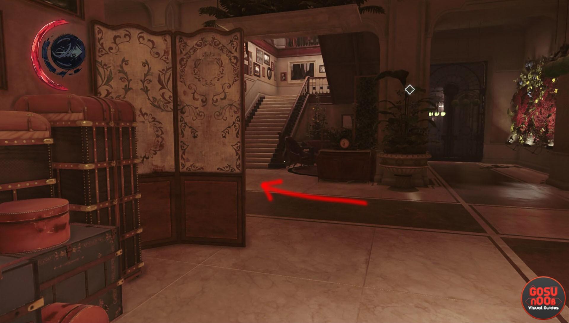 Master Key Location Dishonored 2