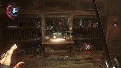 dishonored 2 mission 5 black market rune