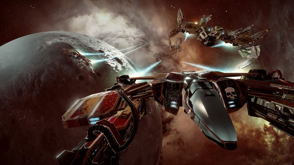 eve valkyrie on steam