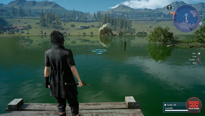 ffxv fishing tips guide