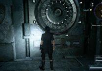 ffxv secret dungeon door
