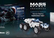 mass effect andromeda editions preorder bonuses