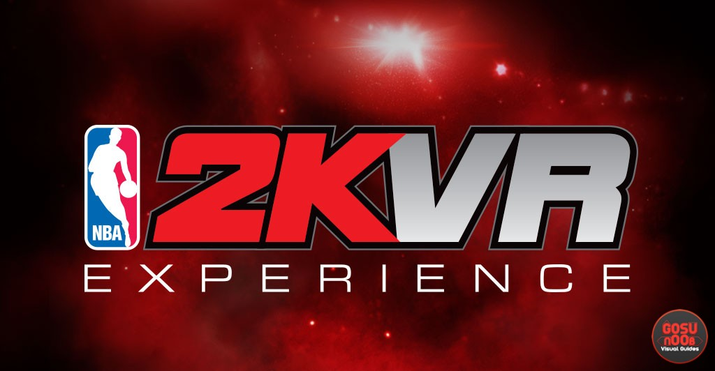 NBA 2KVR Experience releases today