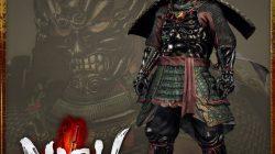 nioh armor