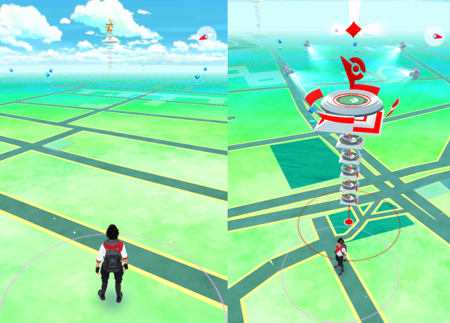 pokemon go gym changes update daily quests