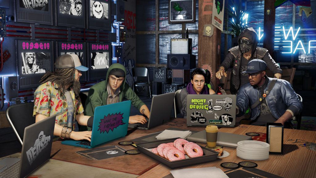 watch dogs 2 coop multiplayer