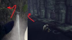 Barrels Last Guardian Game Location