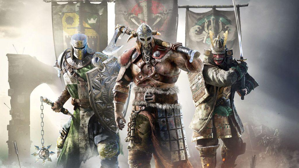 For Honor Story Trailer, Warlord, Shugoki, Peacekeeper
