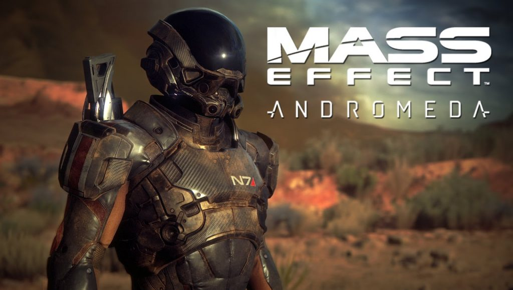 Mass Effect Andromeda First Gameplay Trailer