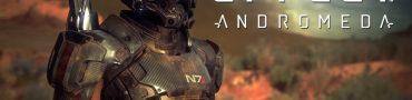 Mass Effect Andromeda First Gameplay Trailer