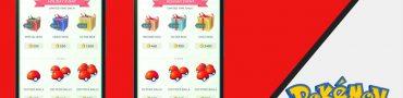 Pokemon GO Christmas Event Gift Boxes & Avatar Problems