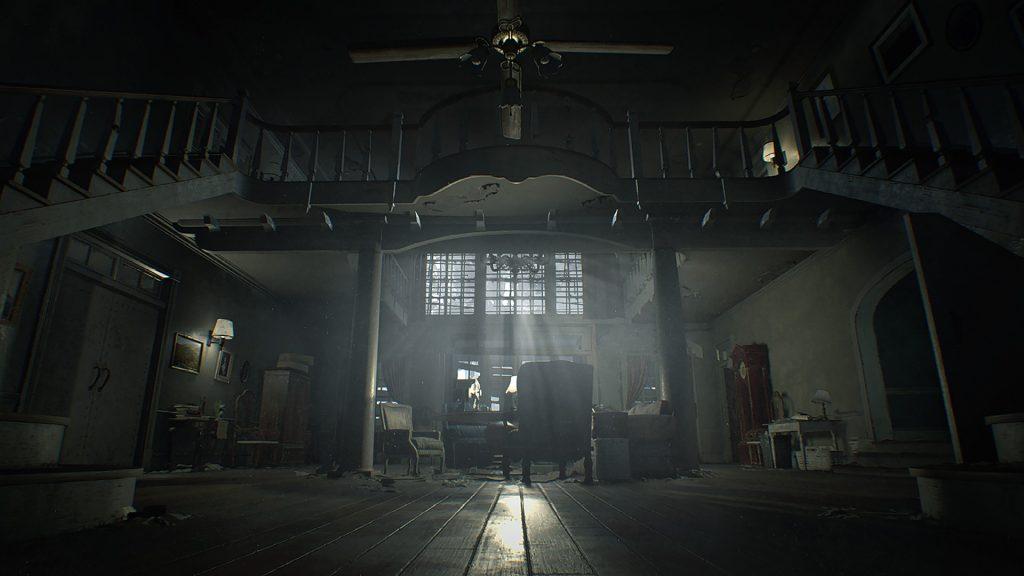 Resident Evil 7 Biohazard Teaser Beginning Hour Patch 1
