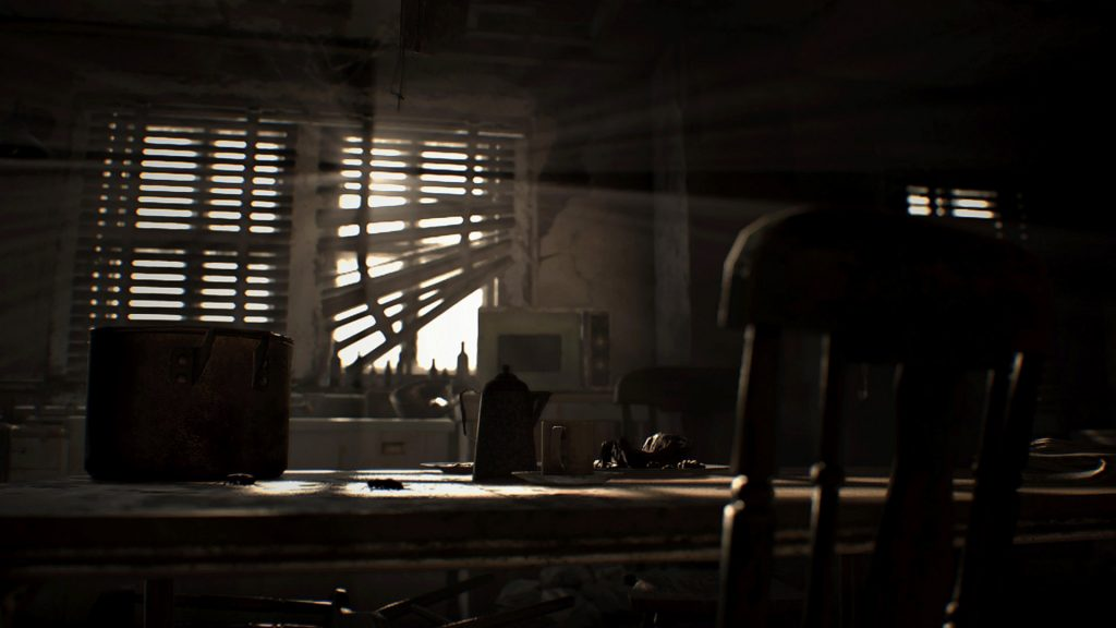 Resident Evil 7 Biohazard Teaser Beginning Hour now on PC