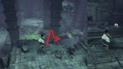 The Last Guardian Barrels Locations